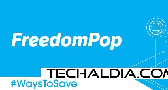 FreedomPop – Navegar y Llamar gratis.