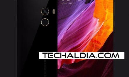 Xiaomi Mi Mix – Venido del futuro.
