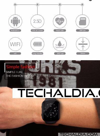 z80s smartwatch posibilidades techaldia.com