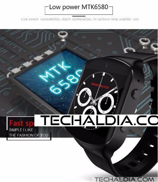 z80s smartwatch procesador techaldia.com