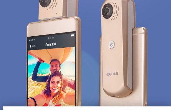 HIGOLE GOLE360 – Grabación a 360 grados