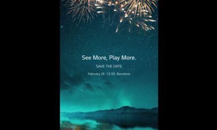 LG presentará el LG G6 en el MWC 2017
