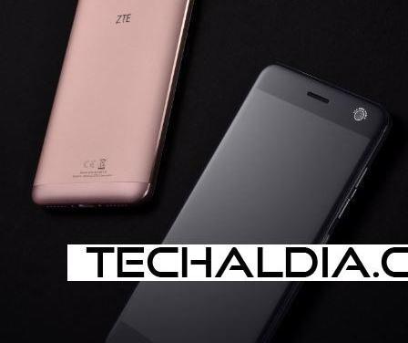 ZTE Blade V8 – Otro teléfono con doble cámara