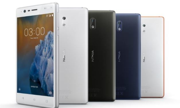El retorno de Nokia – Nokia 3