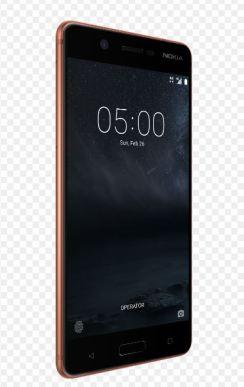 Nokia 5 delante
