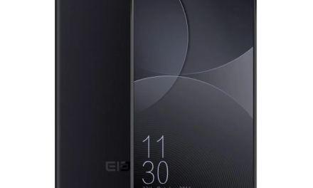 Elephone Play X – Cámara doble y cuerpo de zirconio arenado
