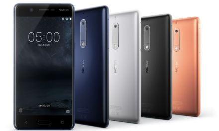 Nokia 5 – El hermano mediano de los nuevos Nokia