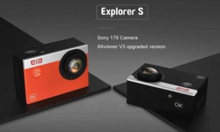 Elephone ELECAM Explorer S 4K – La 4K más barata