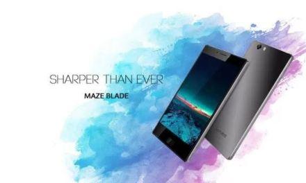 Maze Blade – Otro teléfono de la nueva marca Maze