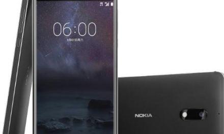 El Nokia 6 está construido como un tanque