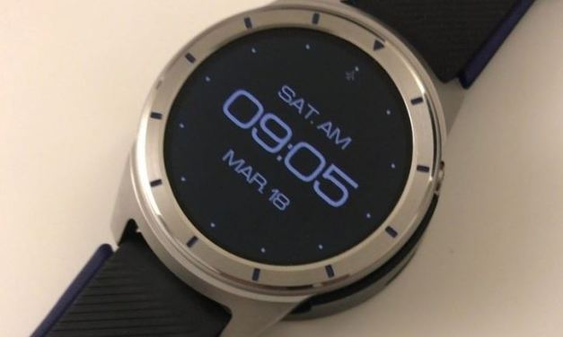 ZTE Quartz Smartwatch – Primeras imágenes y características