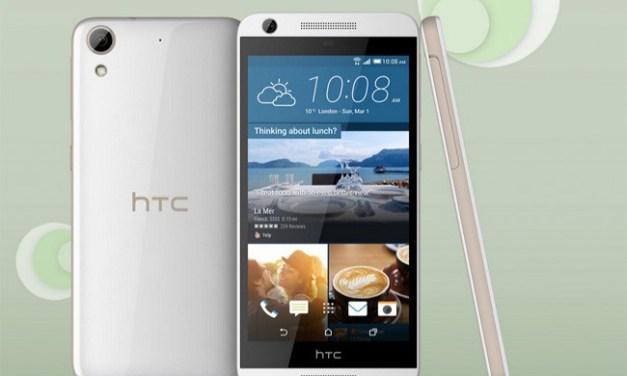 El HTC Desire 650 de gama alta, viene a redimensionar al HTC
