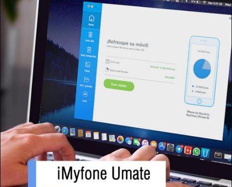 iMyFone Umate Pro – La herramienta total para borrar datos de tu iPhone