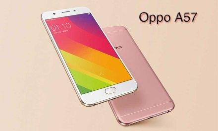 El nuevo móvil OPPO A57 anuncia su estreno en Australia.