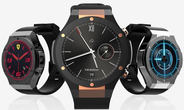 """Microwear H2, un smartwatch que lo tiene """"todo"""""""