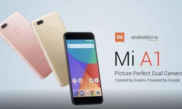 Xiaomi Mi A1 vendrá con Android limpio de serie