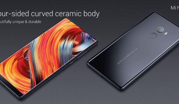 El Xiaomi Mi MIX 2 ya es oficial – Pequeño, rápido y potente!