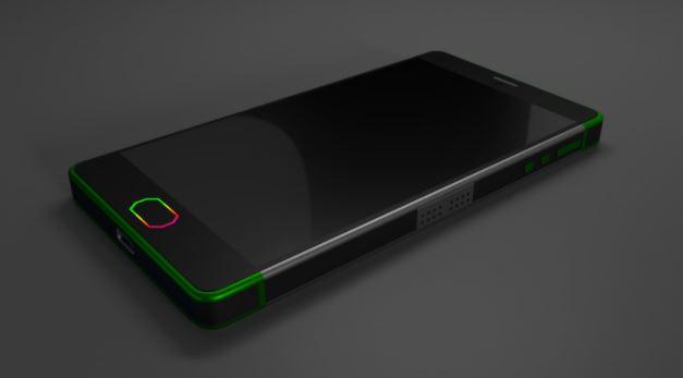 Se filtra el que sería un nuevo teléfono de Razer
