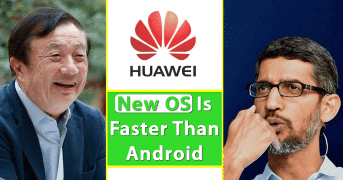 Xiaomi, Oppo, & Vivo: Huawei's New OS Is 60% Faster Than Android