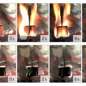 A new approach boosts lithium-ion battery efficiency and puts out fires, too