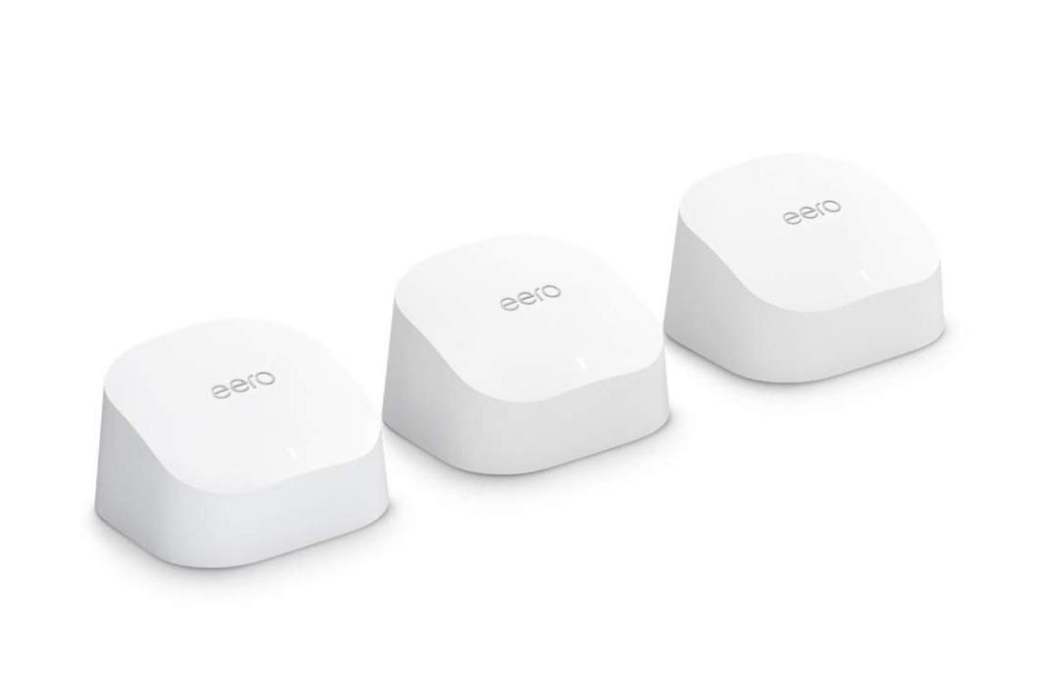 Amazon eero 6 mesh Wi-Fi 6