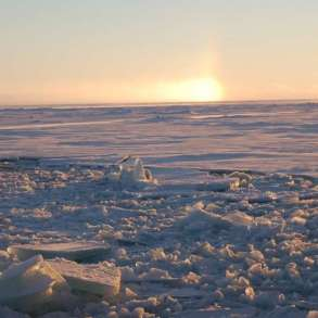 Arctic Ocean's 'last ice area' may not survive the century