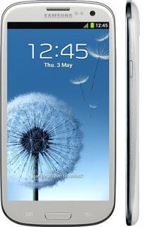 Samsung Galaxy SIII Duos