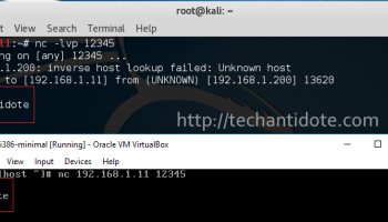 Install Kali Linux in virtualbox (using ova file) - Tech