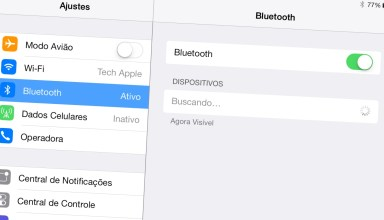 Bluetooth no iOS