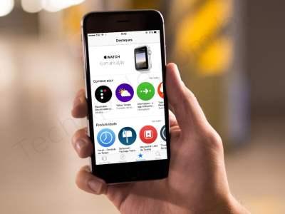 App Store do Apple Watch já está no ar em vários países