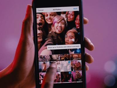 Instagram agora permite publicar 10 imagens em um único post | TechApple.com.br