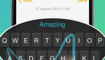 How to add 5th Row to Keyboard in iPhone & iPad (Upper