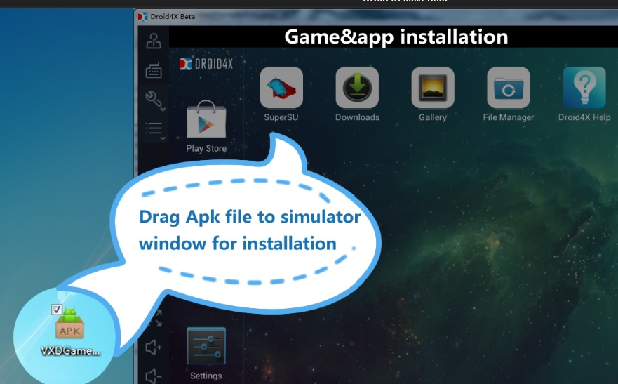 android emulator for mac 10.7.5
