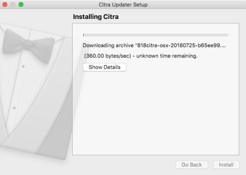 CItra Files Installation