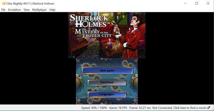 Live Nintendo 3DS Game in Action on Citra - 3DS Emulator !