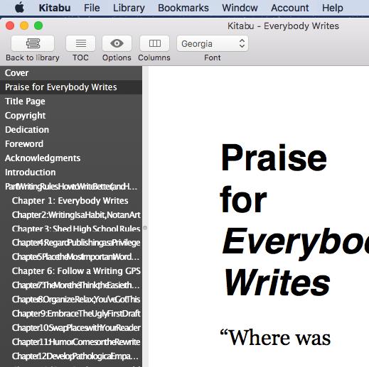 Reader For Mac Epub