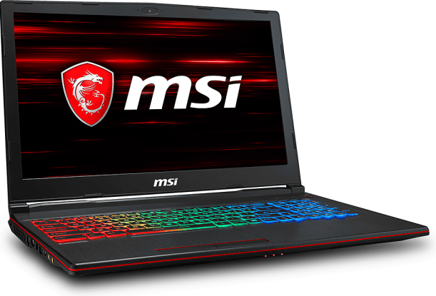 best gaming laptop msi gp73