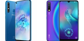 Infinix Hot S5 vs Tecno Camon 12 Pro