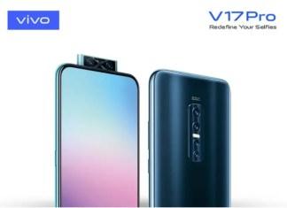 Vivo V17 Pro arrives Nigeria