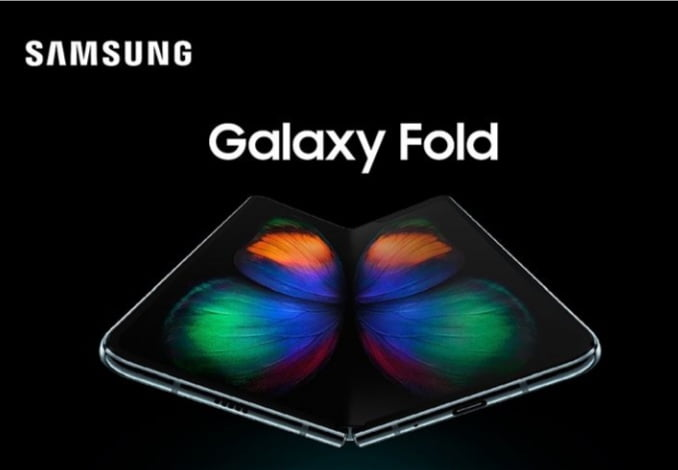 Samsung Galaxy fold in Nigeria