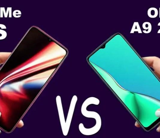 Realme 5S vs Oppo A9 2020