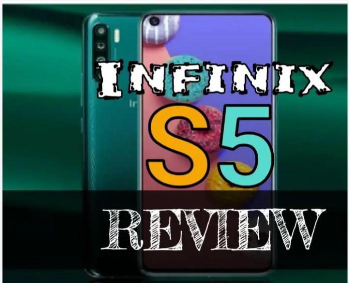Infinix S5 Review
