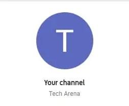 YouTube Creator Studio Dashboard
