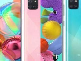 Samsung Galaxy A71 vs Galaxy A51