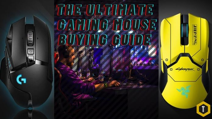 The Ultimate Gaming Mouse Buying Guide - TECHARX