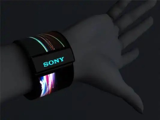 nextep view on a wrist