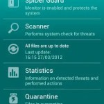 Dr Web Antivirus for android