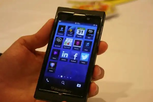 RIM Blackberry 10 Mobile