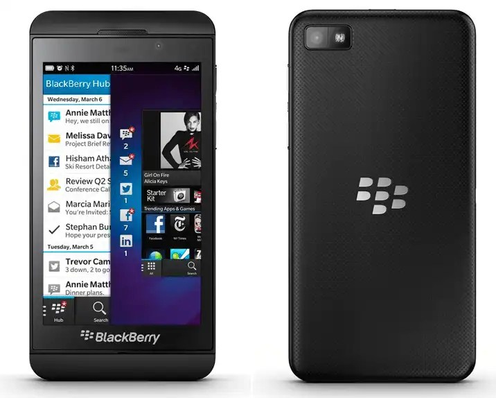 BlackBerry Z10 Pros and Cons - Good but not Perfect