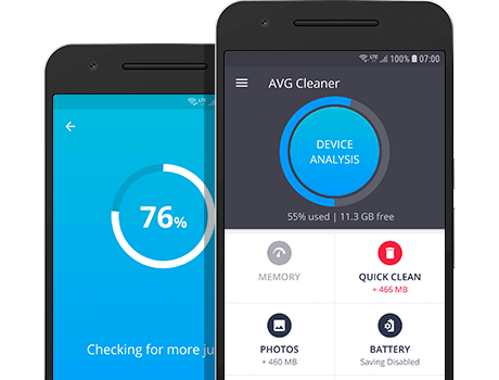 AVG Cleaner Pro MOD APK Overview